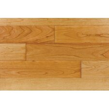 "2-1/4"" Solid Cherry Parquet Flooring in S and B"