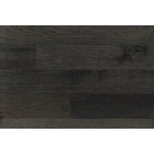 """Dieppe 3-1/4"""" Solid Maple Parquet Flooring in Pacific and Silver"""