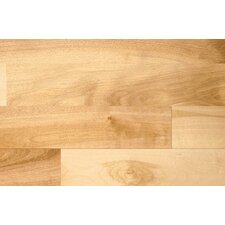 "3-1/4"" Solid Birch Parquet Flooring in Pacific"