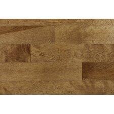 """Bastia 4-1/4"""" Solid Birch Parquet Flooring in Pacific"""
