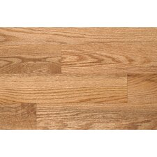 "3-1/4"" Solid Red Oak Parquet Flooring in Pacific"