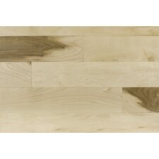 "3-1/4"" Solid Maple Parquet Flooring in Pacific and Silver"