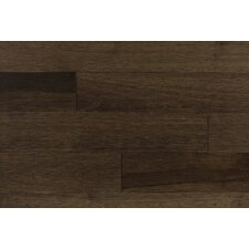 "Calvi 3-1/4"" Solid Maple Parquet Flooring in Pacific and Silver"