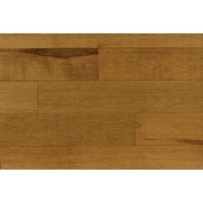"<strong>Forest Valley Flooring</strong> Vannes 3-1/4"" Solid Maple Parquet Flooring in Pacific and Silver"