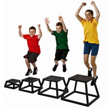 4 Piece Kids Pylo Platform Set