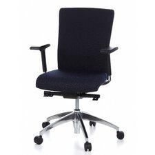 """Bürostuhl / Chefsessel höhen- und tiefenverstellbar """"Atlanta Base"""" mit Armlehnen"""