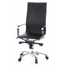 """Bürostuhl / Chefsessel höhenverstellbar """"Halifax 20"""" mit Armlehnen"""