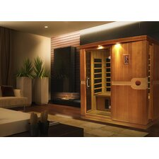 Madrid 3-Person FAR Infrared Sauna