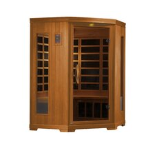 Torino 3-Person Corner FAR Infrared Sauna