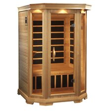 Luxury 2 Person Carbon FAR Infrared Sauna