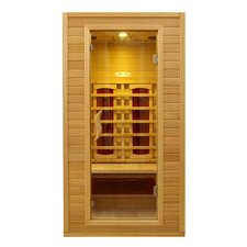 <strong>Dynamic Infrared</strong> 1-2 Person Ceramic FAR Infrared Sauna
