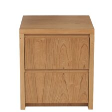 Thompson 2 Drawer Nightstand