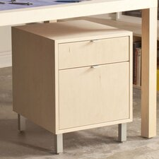 <strong>Urbangreen Furniture</strong> High Line 2 Drawer File Cabinet