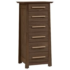 Hamilton 6 Drawer Lingerie Chest