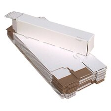 Self Locking Mailer and Storage Solution (Set of 25)