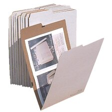 Vertical Flat Folder (Set of 10)
