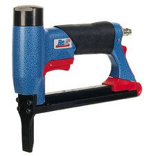 "Pneumatic Tacker 1/2"" Crown Upholstery Stapler w/ Long Nose"