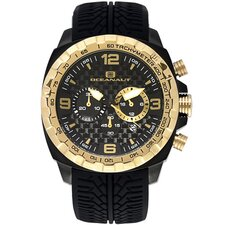 Men's Racer Chronograph Watch