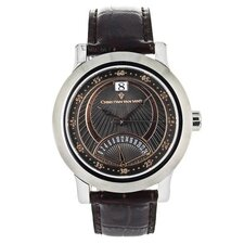 Flyback Men's Watch