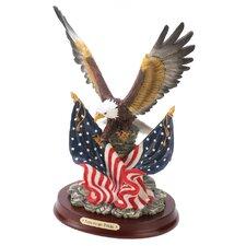 American Pride Eagle Statue