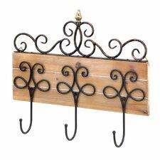 Rustic Elegance Hook Rack