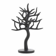 Winter Tree Jewelry Stand