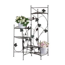 Climbing Vines Multi-Tiered Plant Stand