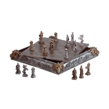 <strong>Zingz & Thingz</strong> Dark Ages Chess Set