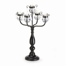 Grand Ebony Candelabra
