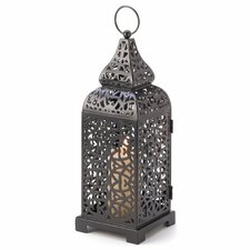 <strong>Zingz & Thingz</strong> Exotic Filigree Lantern