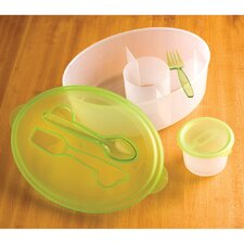 <strong>Zingz & Thingz</strong> Clever Lunch Container
