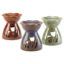 <strong>Zingz & Thingz</strong> Tulip Trio Oil Warmers
