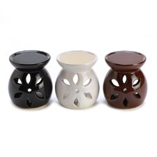 Tiny Bloom Oil Warmer Set