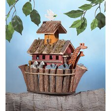 <strong>Zingz & Thingz</strong> Two-By-Two Free Standing Birdhouse