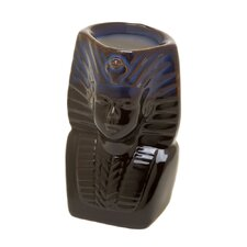 <strong>Zingz & Thingz</strong> Egyptian Ceramic Tealight Oil Warmer