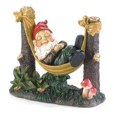 Hammock Garden Gnome Statue