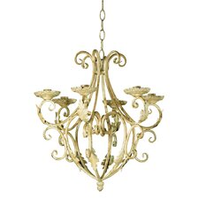 <strong>Zingz & Thingz</strong> Regal Chandelier