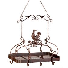 Rooster Cookware Holder