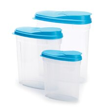 Stay Fresh 3 Piece Storage Container Set