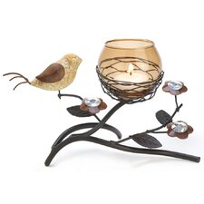 Bird Nest Iron Votive