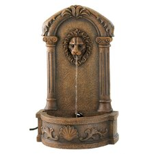 Stately Manor Polyresin Fountain