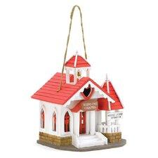 Bright Chapel Hanging Birdhouse
