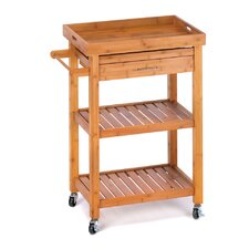 Island Kitchen Cart
