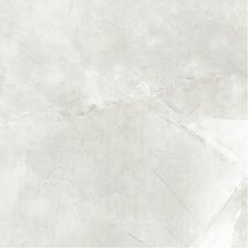 "<strong>Faber</strong> Classic High Definition 18"" x 18"" Porcelain Matte Tile in Ivory"