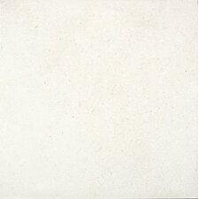 "Applestone Tile 16"" x 16"" Limestone Honed Tile in Light Cream"