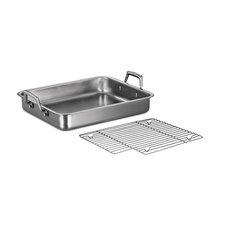 """Gourmet Prima 15"""" Roasting Pan"""