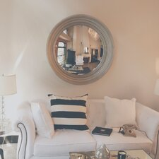 <strong>Reflecting Design</strong> Lola 46 Convex Wall Mirror
