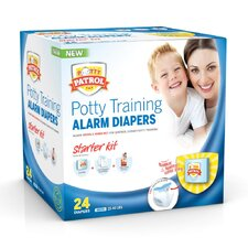Alarm Diapers Boys Starter Kit