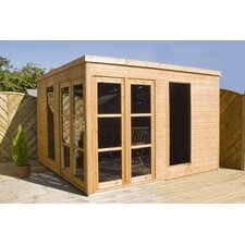 <strong>Mercia Garden Products</strong> Garden Room with Pool House