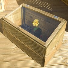 Double Cold Frame Storage